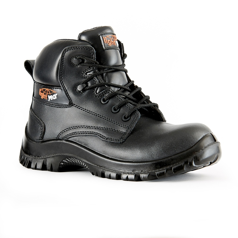 30789dd17fd Light Year BX-631 Pioneer Metal-Free Safety Boots | WISE Worksafe