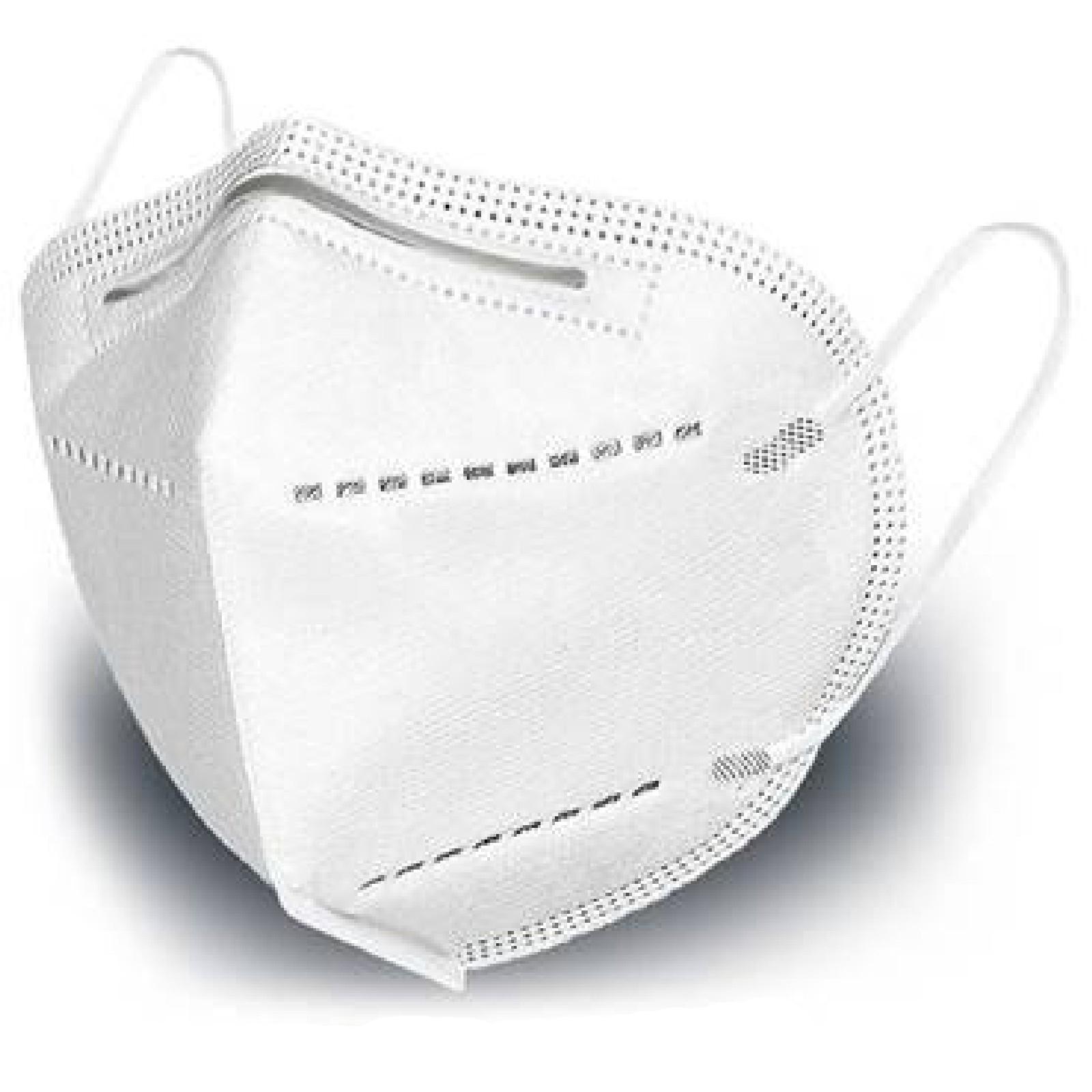 V-fold KN95 (FFP2 Equivalent) respirator | WISE Worksafe
