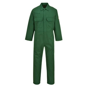 Image of Flame retardant coverall, Bottle, P-C01017