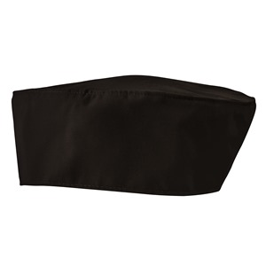 Image of Chefs hat, Black, P-C07PR653