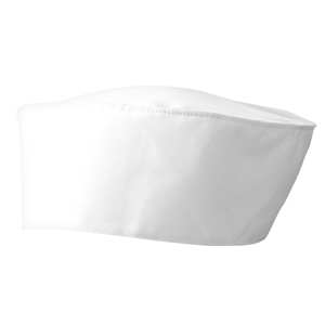 Image of Chefs hat, White, P-C07PR653