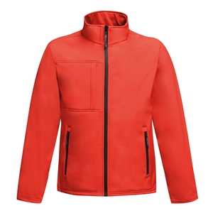 Image of Regatta Octagon II 3-layer softshell jacket, Red, P-C12TRA688