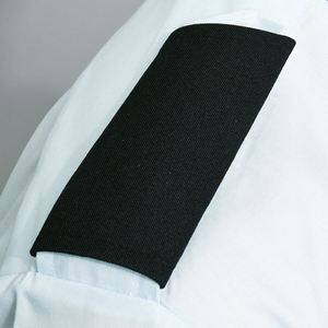 Image of Epaulettes, Black, P-C24TB040