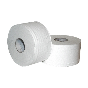 Image of Mini jumbo toilet rolls, 60mm, P-L04JT005