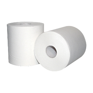 Image of 2-ply premium centrefeed rolls, P-L06ST003
