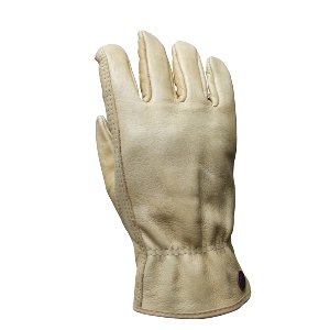 Image of Lined leather drivers gloves, P-A082914