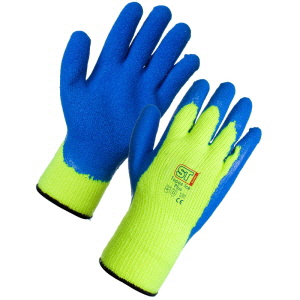 Image of Thermal latex palm coated gloves, P-A082918