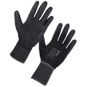 Image of P.U. coated nylon gloves, P-A094035