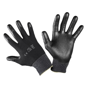 Image of Nitrile coated nylon gloves, P-A094041