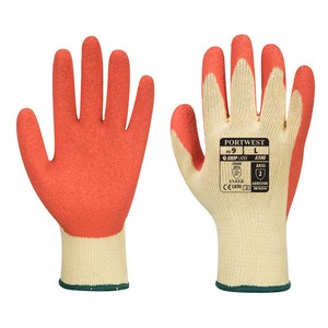 Image of Premium latex palm coated gloves cut 2, P-A104072
