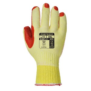 Image of Tough Grip latex gloves, P-A104075