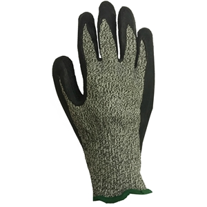 Image of Latex palm-coated cut 5 gloves, P-A145626