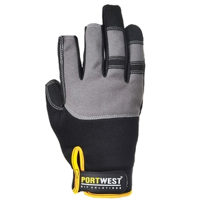 Image of Part finger tradesman gloves, P-A206814