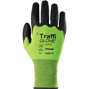 Image of Traffiglove Precise cut 5 gloves, P-A25TG550
