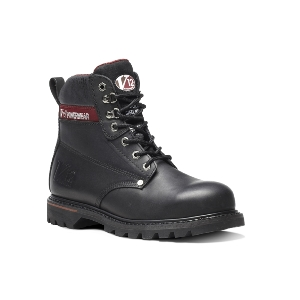 Image of V12 Boulder derby boot, black, P-B12V1235