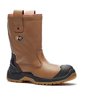Image of VR6 Grizzly lined rigger boot, P-B12VR690
