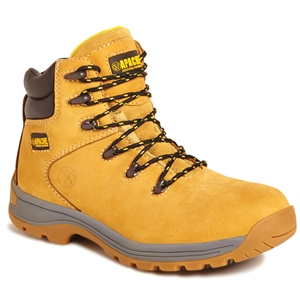 Image of Apache nubuck hiker boot, honey, P-B18AP314CM