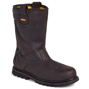 Image of Dewalt Rigger boot, brown, P-B18DW142