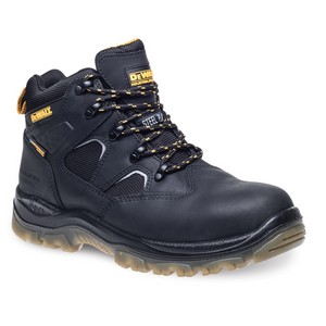 Image of Dewalt Challenger waterproof boot, black, P-B18DW150