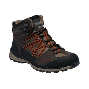 Image of Regatta Samaris II Mid waterproof walking boots, P-B60RMF539P