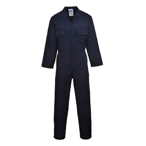 Image of Classic stud front coverall, P-C02001