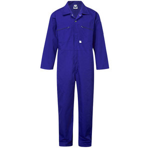 Image of Zip front coverall, P-C02003