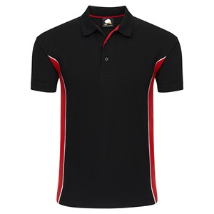 Image of Silverstone two-tone polo shirt, P-C060205