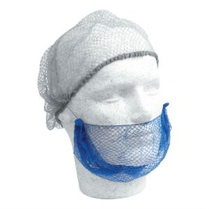 Image of Beard nets Blue P-C07850