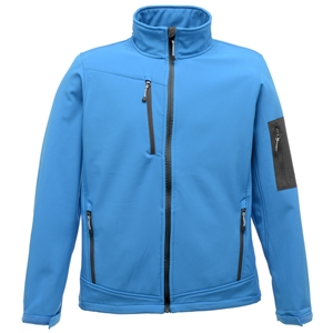 Image of Regatta Arcola 3-layer softshell jacket, P-C12TRA674