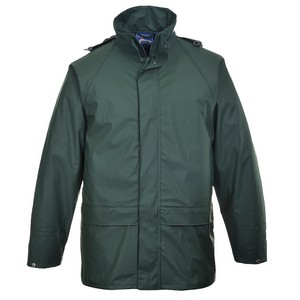 Image of PU waterproof rain jacket, P-C14FW50