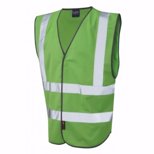 Image of Reflective coloured waistcoat, P-C15SHV00