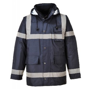 Image of Reflective waterproof stormcoat, P-C15SHV23