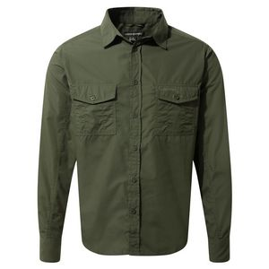 Image of Craghoppers Kiwi long sleeve shirt, P-C43CMS338