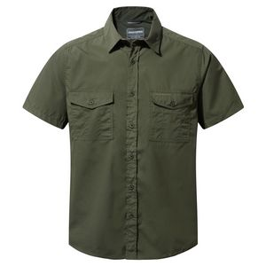 Image of Craghoppers Kiwi short sleeve shirt, P-C43CMS339