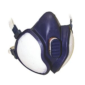 Image of 3M 4251 FFA1P2D reusable respirator, P-D024251