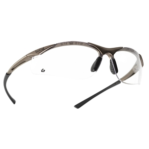 Image of Bolle Contour spectacles, clear lens, P-E013241