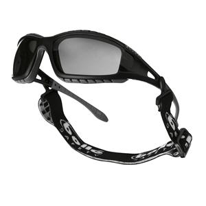Image of Bolle Tracker II spectacles, smoke lens, P-E014835