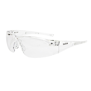 Image of Bolle Rush spectacles, clear lens, P-E016648