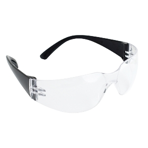 Image of Betafit Geneva spectacles, clear lens, P-E162101