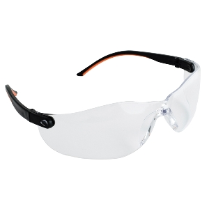 Image of Betafit Montana spectacles, clear lens, P-E162201