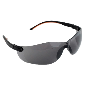Image of Betafit Montana spectacles, grey lens, P-E162203