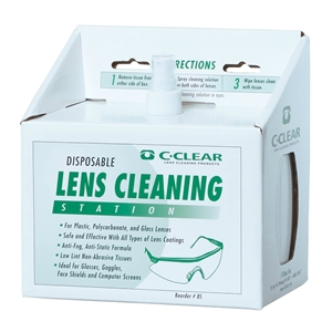 Image of Lens cleaning station, P-E991380