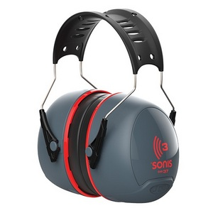 Image of JSP Sonis 3 headband ear defenders SNR 37dB, P-F07AEB040A