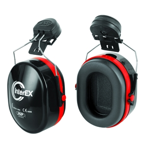 Image of JSP InterEX helmet ear defenders, P-F07AEK020