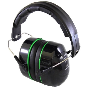 Image of Noisebeta Ultimate headband ear defenders, P-F166250BK