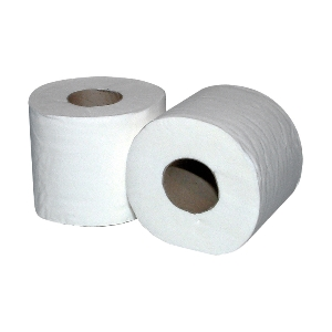 Image of Conventional 320-sheet toilet rolls, P-L01SP320
