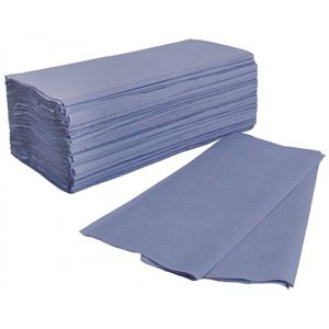 Image of 1-ply c-fold hand towels, P-L05HT001