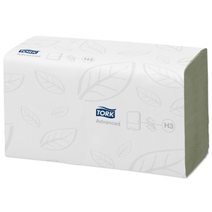 Image of Tork Advanced singlefold hand towels, P-L05HT007