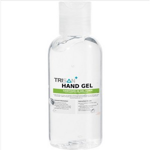 Image of Hand sanitiser gel flip top 75% alcohol, P-M31HS50