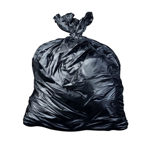 Image of Refuse sacks Black P-M40H0501